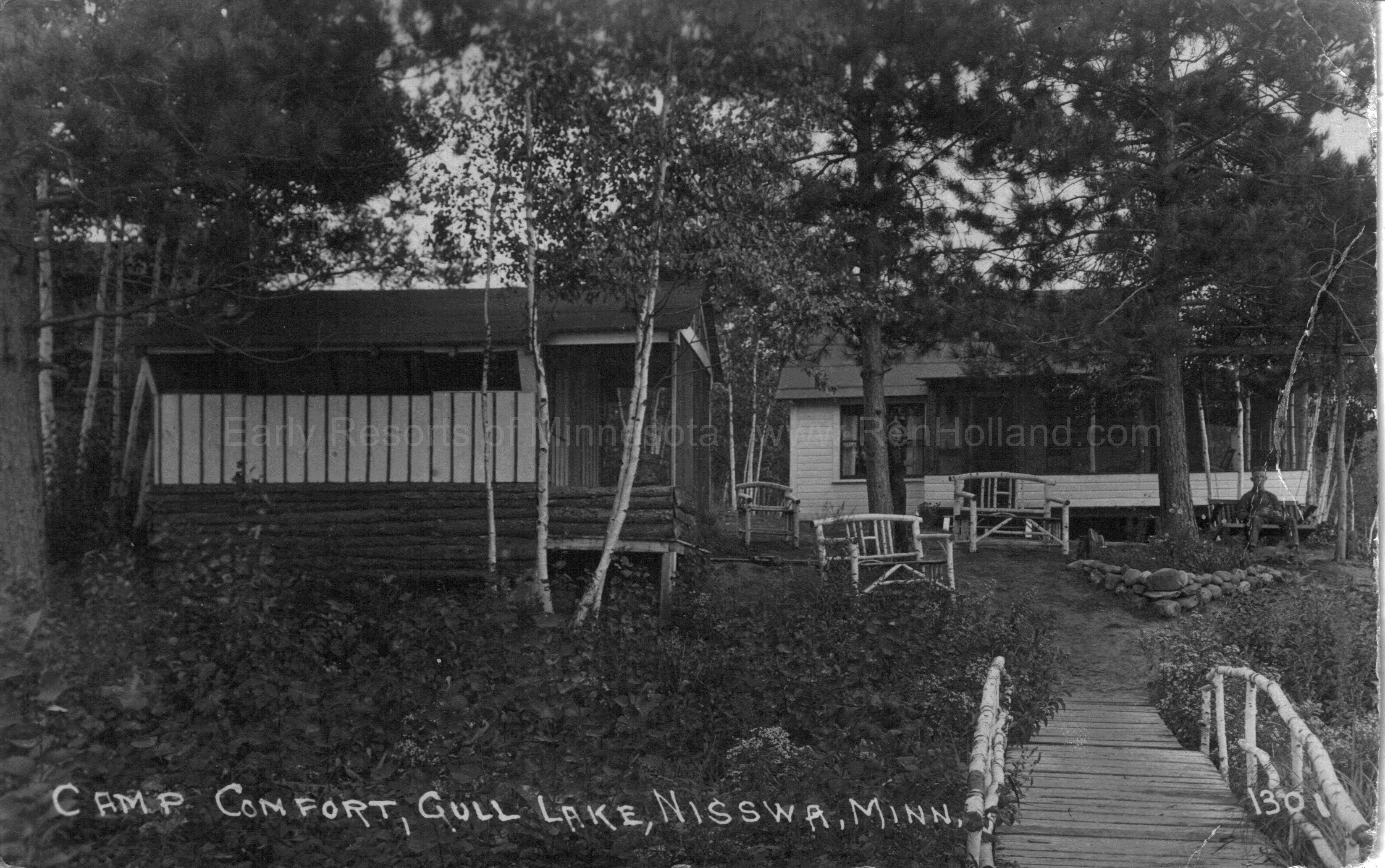 Early Resorts Of Minnesota Photos Ren Hollands Website