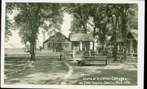 U-Lik-Um Cottages, ca 1930