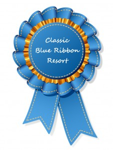 Blue-ribbon image-white