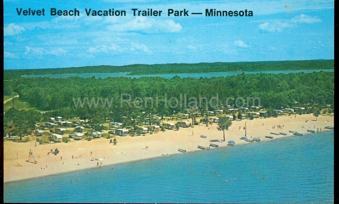 Merrifield  Mn  Pelican Lake  Velvet Beach Resort  3  Ca