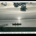 Camp Balmoral in Battle Lake