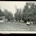 Fish Fry Lodge, ca 1940s