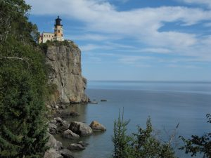 Split Rock Lighthouse courtesy of Pixabay and Creative Commons license
