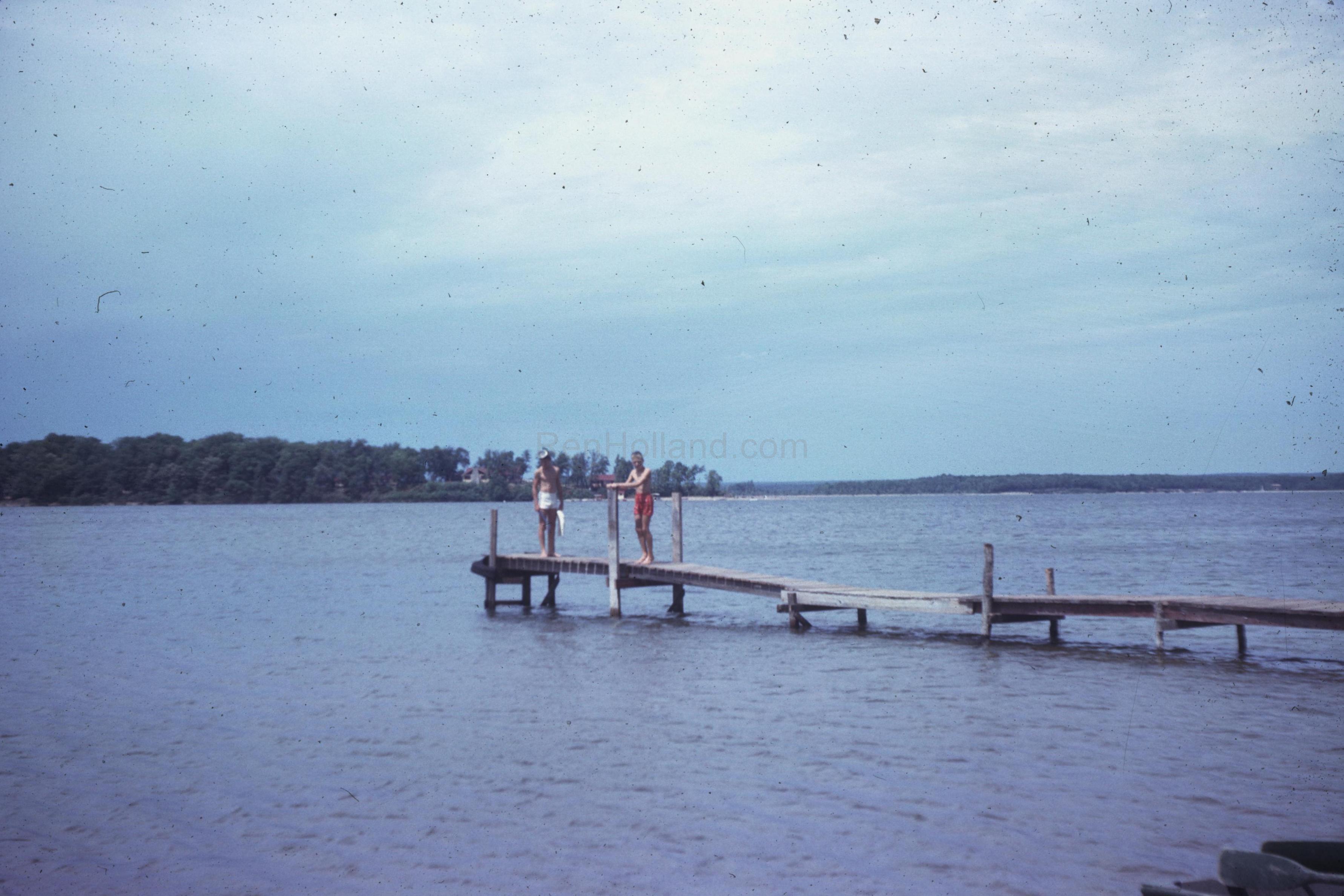 Big Whitefish Lake | R Big Whitefish Bay Resort 3 Ren Holland S Website